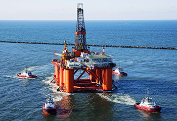 Offshore Drilling Rigs Chartering